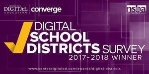 Center for Digital Education WINNER