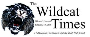 Wildcat Times February 2019