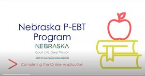 Ne P-EBT online application info.