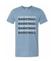Lady Wildcats basketball shirts