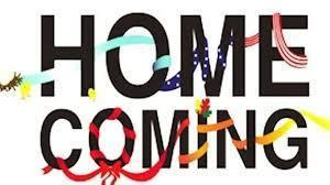 Homecoming Announcement for 6th-8th grade