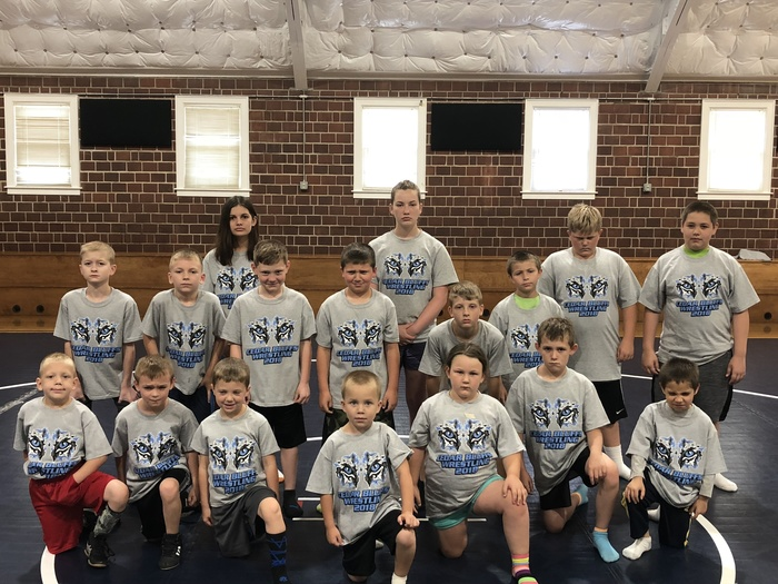 Junior Wildcat Wrestling