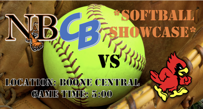 Softball vs Boone Central