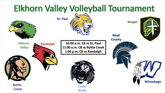 Elkhorn Valley Volleyball Tournament