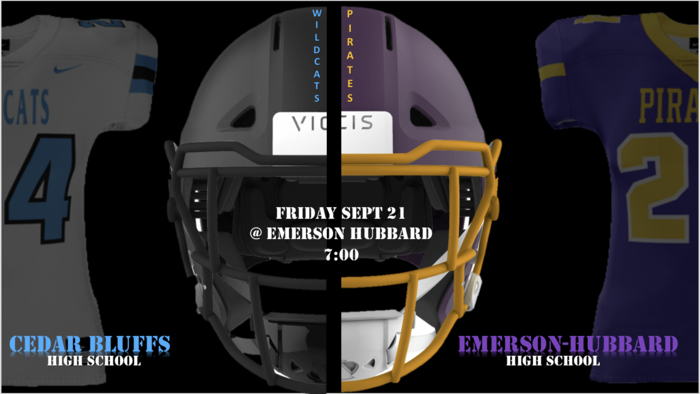 Football @ Emerson Hubbard