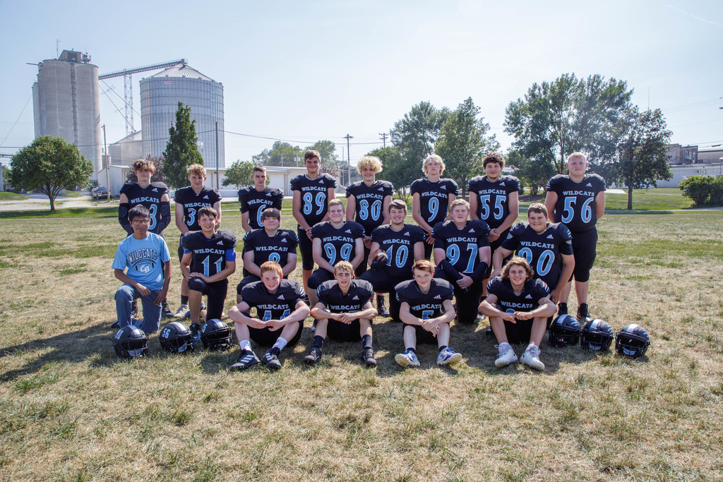 CB football team image